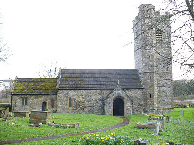 Bishton Church